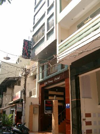 Yen Trang Hotel: our hotel