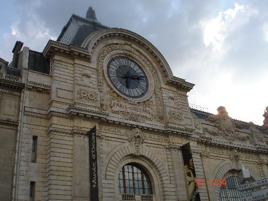 Hotel Le Clos Medicis: Musse d'Orsay