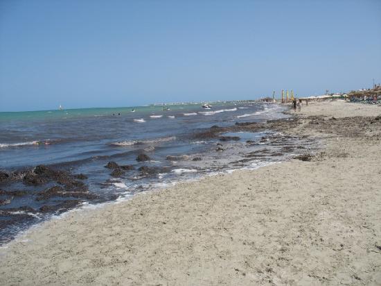 Hotel Nereides: la plage 2