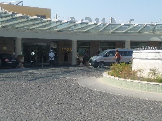 Aqua Fantasy Aquapark Hotel & SPA: Entrance to the World (best) side