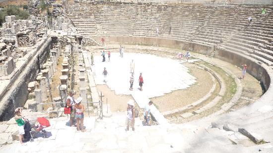 Aqua Fantasy Aquapark Hotel & SPA: Ampitheatre at Ephesus (use local transport to get there)