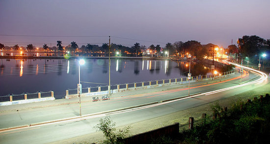 Raipur, India: VIVEKANAND SAROVAR