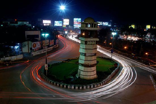 Raipur, India: NAGAR GHADI