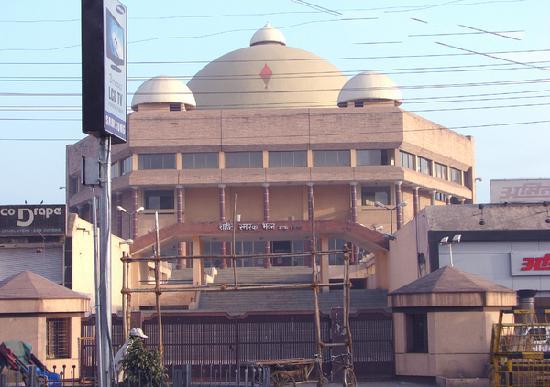 Raipur, India: SHAHID SMARAK BHAWAN