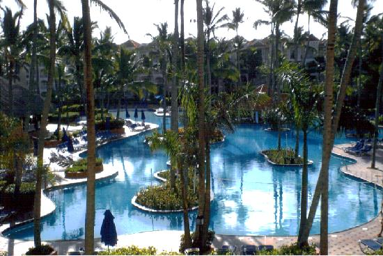 Barcelo Punta Cana: 2nd pool