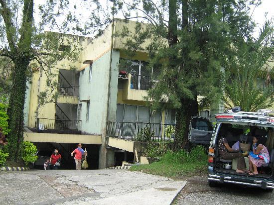 Inn Rocio: outside the condotel