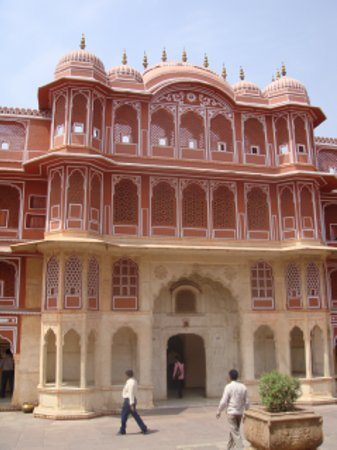 Jaipur, India: city palace
