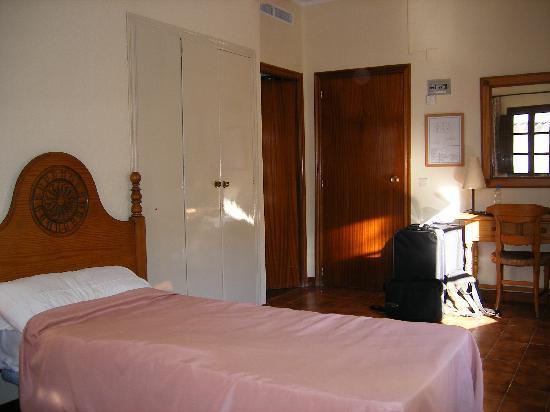 Balneario de Chulilla: The room