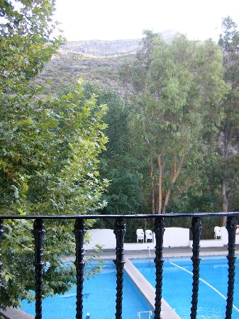 Chulilla, Spania: View from room