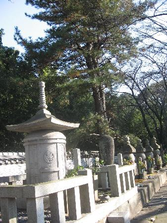 Daijuji Temple: 松平家代々の霊廟
