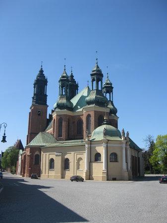 Poznan, Polen: 大聖堂