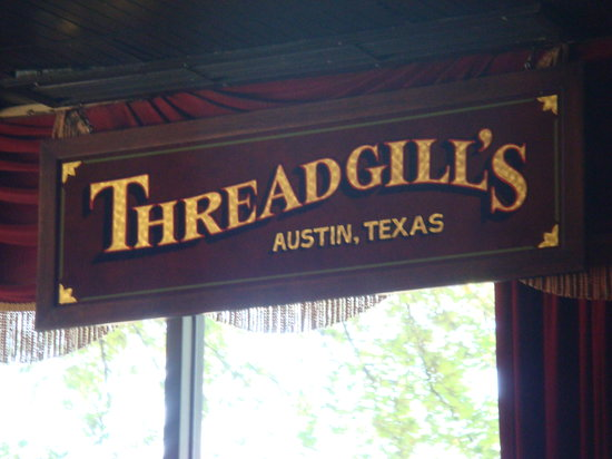 Threadgills: Live Music in the Evenings