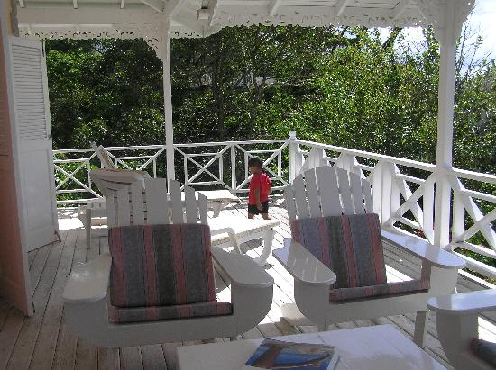Black Rock, Tobago: View from Bedroom