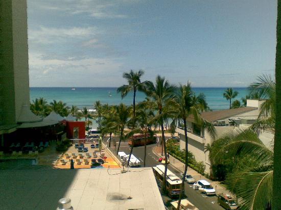 Hotel Renew Waikiki Window Outlook