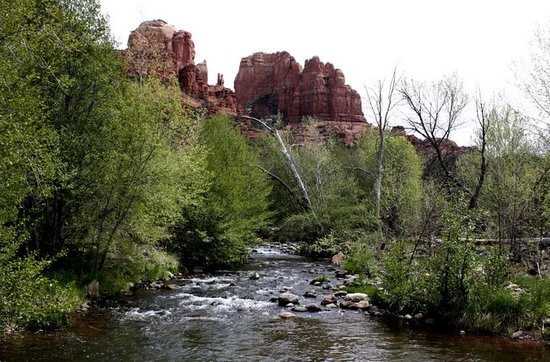 Sedona, AZ: Red Rock Crossing