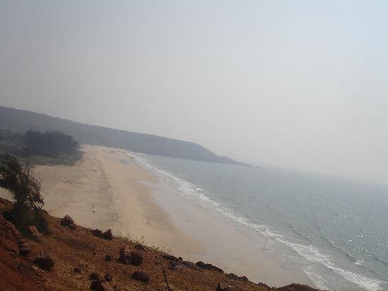 Shimmering Coastline-Ganpatipule