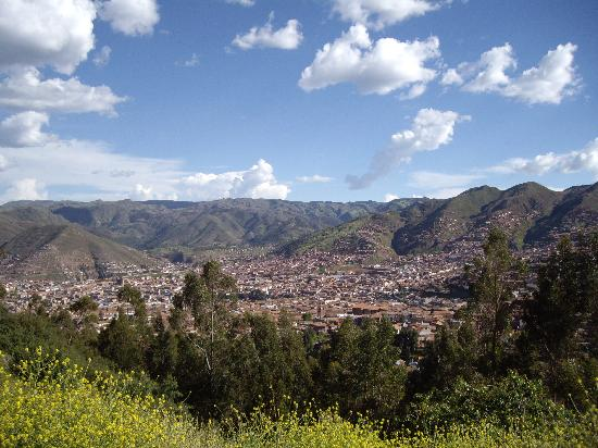 Κούσκο, Περού: Cusco