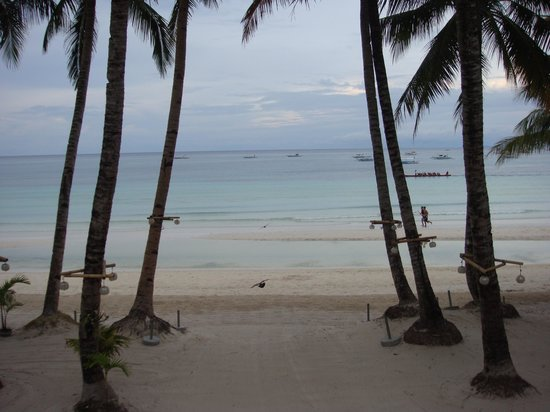 Crystal Sand Beach Resorts: early morning view