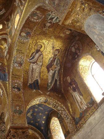 Santa Maria dell'Ammiraglio (La Martorana): La Martorana