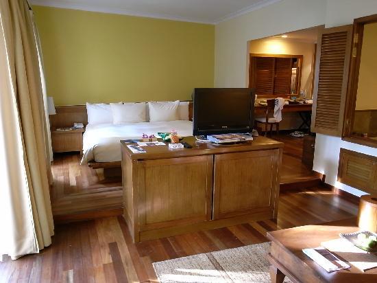 Tanjung Rhu Beach: our room