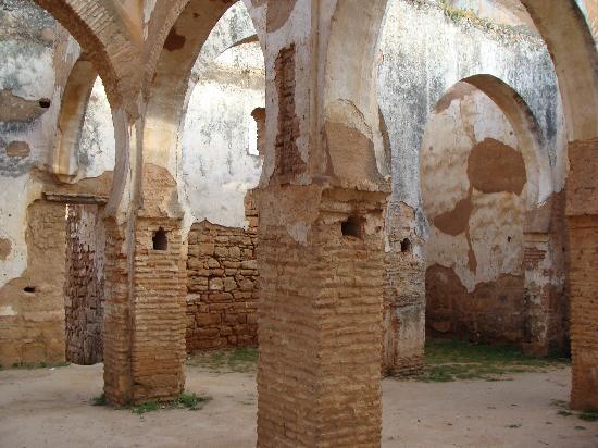 Necrópolis de Chellah: Chellah - Rabat (Morocco)