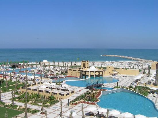 Hilton Ras Al Khaimah Resort & Spa: Pools