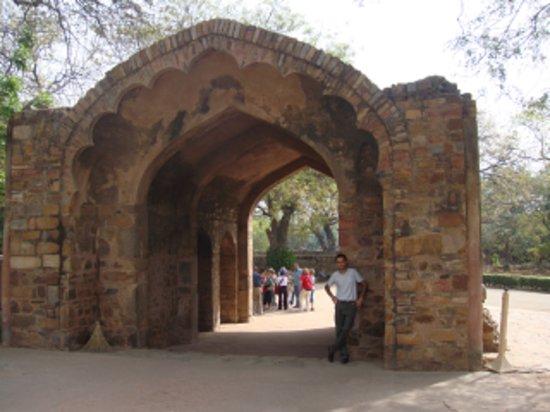 Νέο Δελχί, Ινδία: qutab minar3