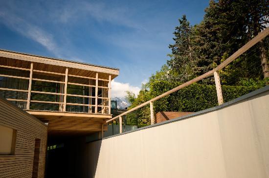 Hotel Pergola Residence: Matteo Thun architecture - wonderful