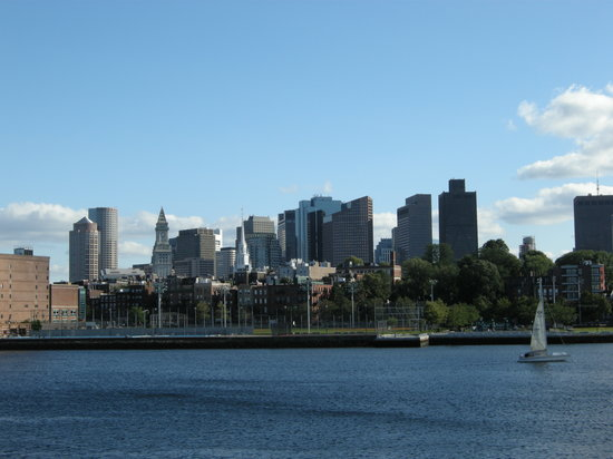 Boston, MA : Skyline