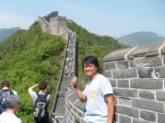 Great Wall at Huangya Pass (Huangyaguan Changcheng)