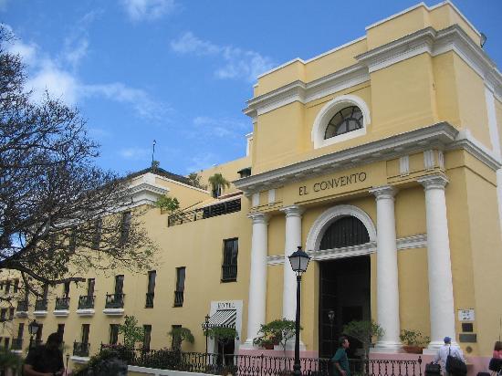 Hotel El Convento Picture Of