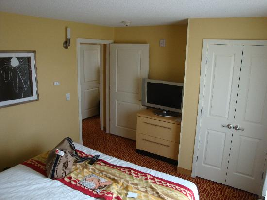 TownePlace Suites Jacksonville: Nice Clean Rooms