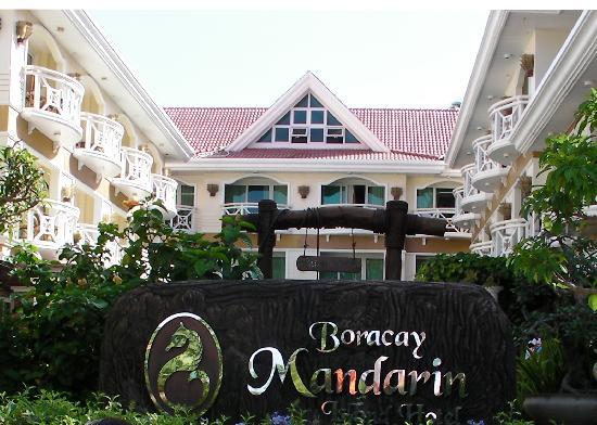 Hotel Boracay Mandarin Island