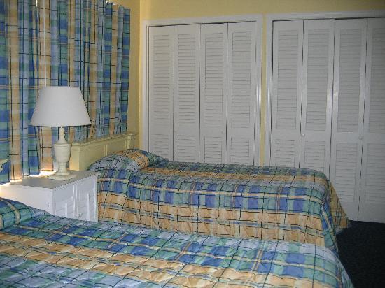 Wyndham Newport Overlook: Second bedroom