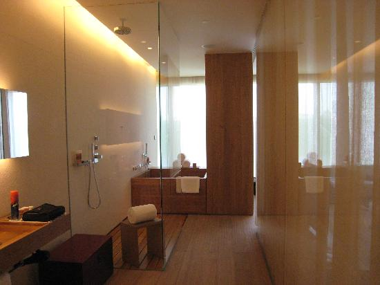The Opposite House : View of bathroom area
