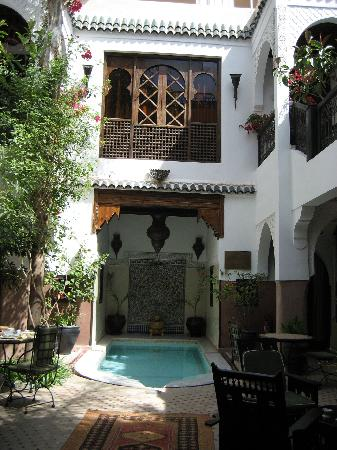 Angsana Riads Collection Morocco: Courtyard and pool