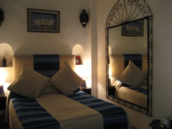 Angsana Riads Collection Morocco: Our bedroom
