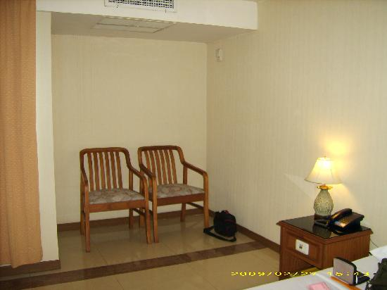 Bangkok City Suite : Room Pics