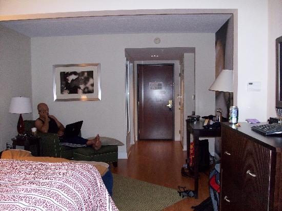 Hotel Indigo Albany-Latham: king room