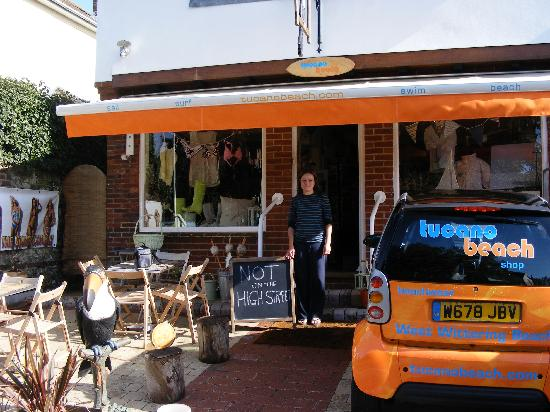 West Wittering, UK: Tucano Beach boutique shop and online