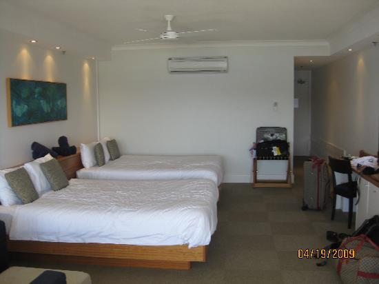 Reef View Hotel: Room
