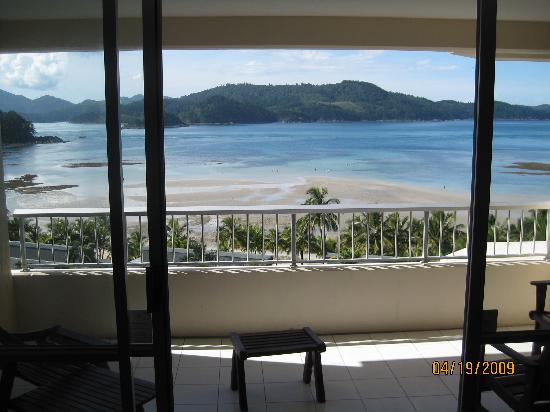 Reef View Hotel: balcony