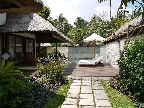 Belmond Jimbaran Puri: notre villa