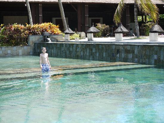 Belmond Jimbaran Puri: la piscine