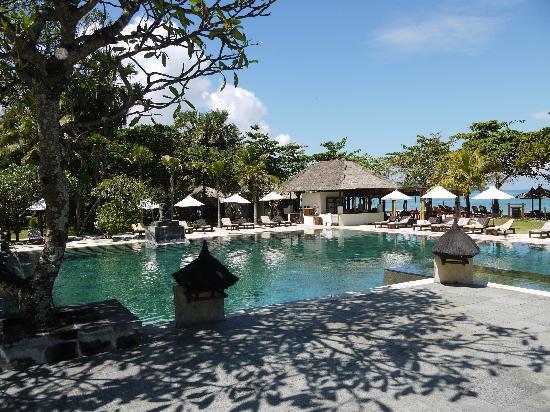 Belmond Jimbaran Puri: la piscine 2
