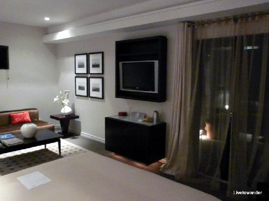 Kensington Place : Bedroom