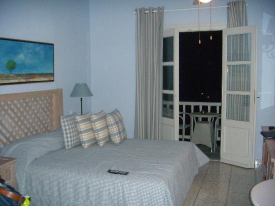 Hotel Palladium: Guest room