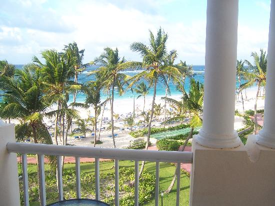 Occidental Caribe: Our Oceanview Room