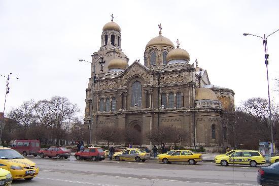 Varna Province, Bulgaria: Varna Cathedral, Bulgaria