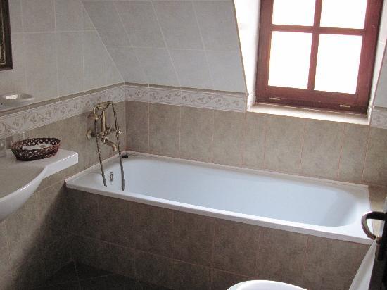 Hotel Casa Wagner: Bathroom